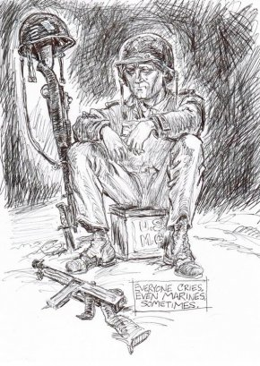 Memorial Day Drawings - Drawing Memorial Day Art Sketch PNG