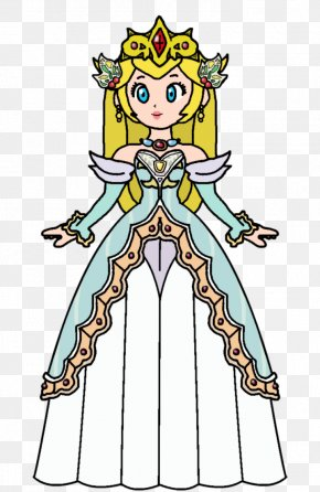 Princess - Princess Daisy Ghouls 'n Ghosts Princess Peach Art PNG