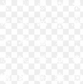 Snow White - Line Black And White Symmetry Pattern PNG