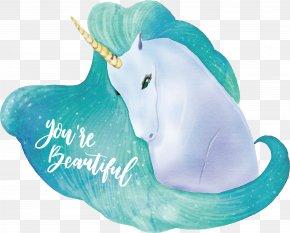 A Beautiful Unicorn - Unicorn Euclidean Vector PNG