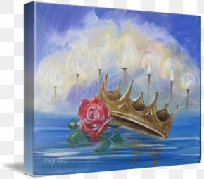 Paint - Acrylic Paint Modern Art Watercolor Painting Still Life Picture Frames PNG