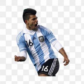 Football - Sergio Agüero Argentina National Football Team Football Player Jersey PNG