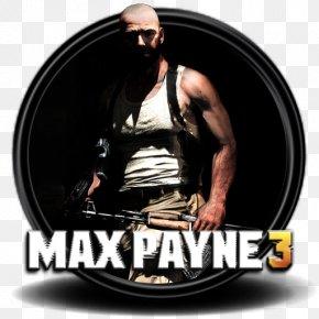 Max Payne Clipart - Max Payne 3 Xbox 360 Video Game PlayStation 3 PNG