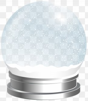 Snow Background - Snow Globes Clip Art PNG