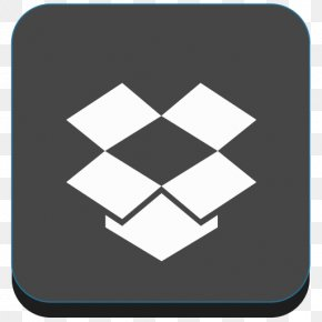 Storage - Dropbox File Hosting Service PNG