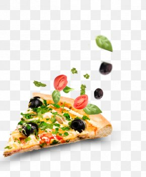 Pizza - Pizza Italian Cuisine Take-out Manakish Fast Food PNG