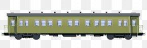 Train Cabin - Train Passenger Car Goods Wagon Locomotive Railroad Car PNG