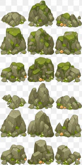 Stone - Concept Art Video Game Platform Game Art Game PNG