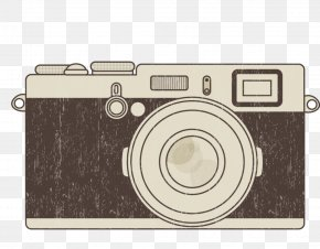 Photography - Camera Drawing Photography Clip Art PNG
