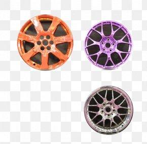 Car Wheel Gear - Car Alloy Wheel Gear PNG