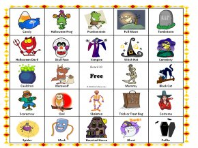 Halloween Characters Pictures - Halloween Costume Party Game Clip Art PNG