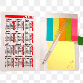 Notebook - Post-it Note Advertising Notebook Pen & Pencil Cases PNG