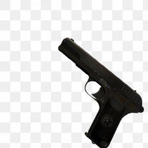 Design - Trigger Firearm Revolver Gun Barrel Air Gun PNG