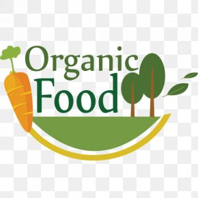 Organic Food - Organic Food Logo Brand PNG