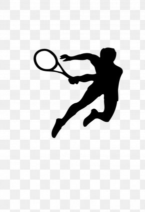 Tennis Silhouette - Sport Basketball American Football Goggles PNG