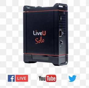 Live Performance - LiveU 恩泰企业有限公司 Streaming Media Live Television Broadcasting PNG