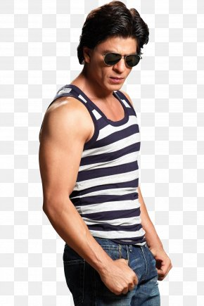 Salman Khan - Shah Rukh Khan Baadshah T-shirt Bollywood Actor PNG