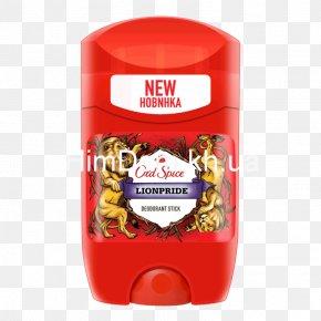 Deodorant Old Spice Antiperspirant Mennen Speed Stick PNG
