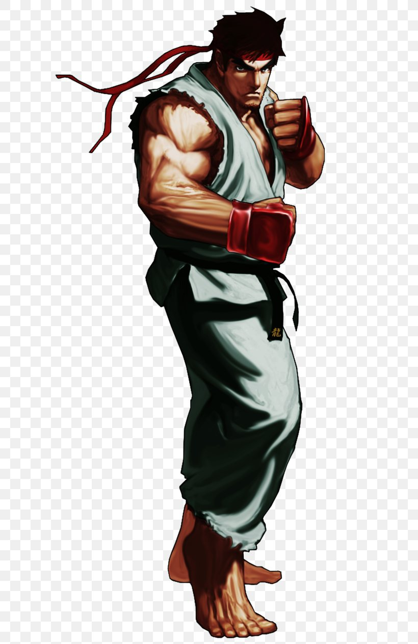 Street Fighter V Ryu Akuma Deviantart Png 632x1264px Street