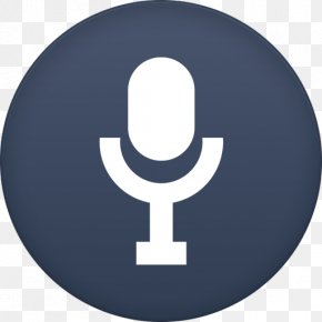 Mic Circle Icon - Microphone Download PNG