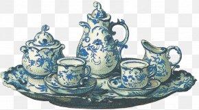 Tea Set Picture - Tea Set Teaware PNG