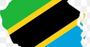Flag - Flag Of Tanzania National Flag Flag Of Angola PNG
