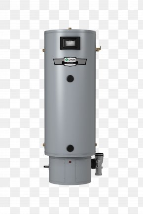 Water - Water Heating A. O. Smith Water Products Company Electric Heating Natural Gas Hot Water Storage Tank PNG