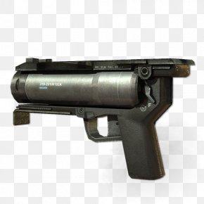 Grenade Launcher - Call Of Duty: Modern Warfare 3 Call Of Duty: Black Ops II Firearm M320 Grenade Launcher Module PNG