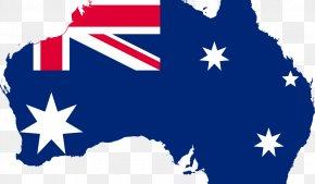 Australia - Flag Of Australia National Flag Map PNG