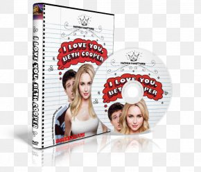 Hayden Panettiere - I Love You, Beth Cooper Brand Font PNG