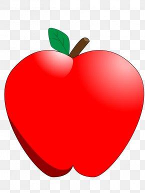 Cartoon Pictures Of Apples - Apple Cartoon Fruit Clip Art PNG