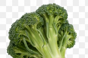 HD Broccoli Close-up - Broccoli Vegetable Cauliflower PNG
