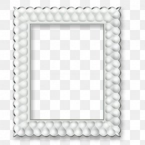 White Frame - Picture Frame White Digital Photo Frame Photography PNG