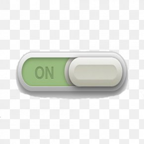 Light Green Button - Button Green Download Icon PNG