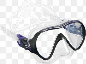 Full Face Diving Mask - Aqua-Lung Aqua Lung/La Spirotechnique Diving & Snorkeling Masks Scuba Diving Scuba Set PNG