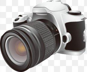 Camera - Digital Camera Clip Art PNG