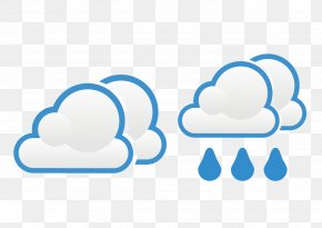 The Weather - Weather Rain Euclidean Vector Lightning PNG
