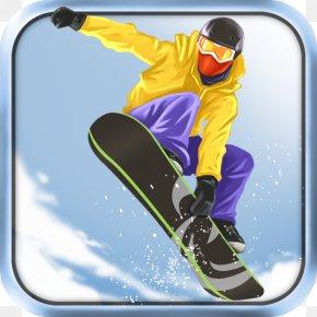 Snowboard - Shaun White Snowboarding Sport Video Game PNG