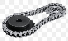 Chain - Roller Chain Sprocket Chain Drive Conveyor Belt PNG