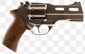 Rhino - Revolver Weapon Firearm Gun Barrel Chiappa Rhino PNG