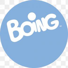 Boomerang Outline - Logo Boing Mediaset España Comunicación Spain Telecinco PNG