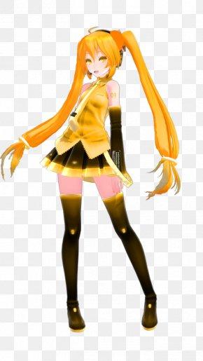 Hatsune Miku - Hatsune Miku: Project DIVA 2nd MikuMikuDance Megurine Luka Vocaloid PNG