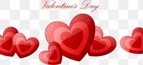 Valentine's Day - Valentine's Day Heart Love Dia Dos Namorados PNG