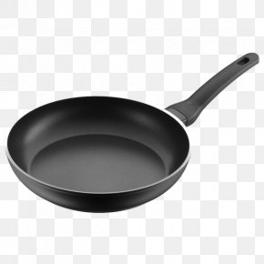 Frying Pan Picture - Frying Pan Cookware And Bakeware Non-stick Surface PNG