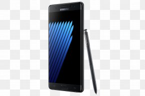 Sm - Samsung Galaxy Note 7 Telephone Portable Communications Device Smartphone PNG
