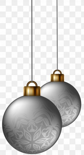 Ball - Christmas Ornament Santa Claus Christmas Decoration Clip Art PNG