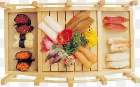 Sushi - Japanese Cuisine Sushi Sashimi Food Asian Cuisine PNG