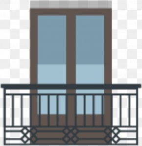 Balcony Window - Window Balcony Glass Transparency And Translucency PNG
