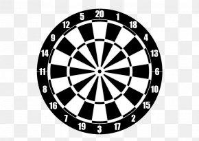 Target - Darts Design Logo Pattern PNG