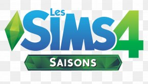 Sims 4 Logo - The Sims 3: Seasons The Sims 4 Logo Brand Font PNG